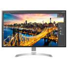 "LED monitor LG 32UD89-W 31,5"" LED monitor, bezrámový, 31,5"", IPS, 3840x2160, 16:9, 350cd/m2, 5ms, 2xHDMI, DP, USB-C, USB, pivot"