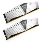 ADATA XPG Z1 8GB DDR4 2400MHz / DIMM / CL16 / bílá / KIT 2x 4GB