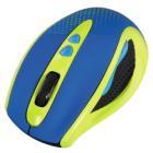 HAMA myš Knallbunt 2.0/ bezdrátová/ optická/ 2000 dpi/ 7 tlačítek/ žlutá