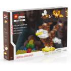 LIGHT STAX svítící stavebnice Adventure (4-in-1) - LEGO® - kompatibilní
