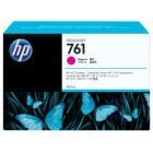 HP 761 Purpurová inkoustová kazeta DesignJet, 400 ml