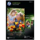 Fotopapír HP Everyday Photo Paper A4 25 ks Fotopapír, A4, lesklý, 200g/m2, 25 listů