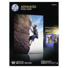 Fotopapír HP Advanced Photo Paper 13x18cm 25 ks Fotopapír, 13 x 18 cm, bez okrajů, lesklý, 250g/m2, 25 listů