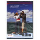 DVD Canon Exploring EOS DVD, naučné, pro fotoaparáty Canon EOS