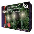 Vánoční osvětlení HQ 100x LED 9,42 m Vánoční osvětlení, vnitřní, 100x LED, 2,1W, 9,42m, teplá bílá