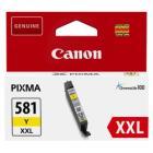 Canon inkoustová náplň CLI-581XXL/ žlutá/ 11,7 ml