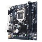 Základní deska GIGABYTE H110M-S2V Základní deska, Intel H110, LGA1151, 2x DDR4 (max. 32GB), VGA, DVI, mATX