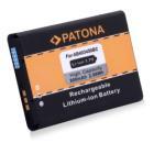 Baterie PATONA kompatibilní s Samsung E2550 Baterie, pro mobilní telefon, E2550, 800mAh, 3.7V, Li-Ion, Samsung E2550, Samsung GT-E2510, Samsung GT-E2550, Samsung GT-M3510 Beat, Samsung GT-S3550