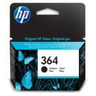 Inkoustová náplň HP 364 (CB316EE) černá Inkoustová náplň, originální, pro HP Photosmart Plus, Premium, Premium Fax, B8550, D5460, C5380, C6380, černá