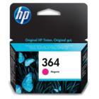 Inkoustová náplň HP 364 (CB319EE) červená Inkoustová náplň, originální, pro HP PhotoSmart D5640, B8550, C3680, 5510, 6510, 7510, 3070A, červená