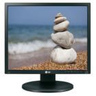 """LED monitor LG 19MB35PM-B 19"""" LED monitor, 19"""", 1280x1024, 250cm/m2, 5ms, DVI, VGA, černý"""