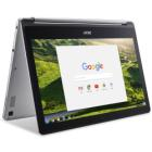 "Notebook Acer Chromebook Spin R13 Notebook, MediaTek MT8173, 4GB, 64GB eMMC, PowerVR GX6250, 13"" Full HD dotykový, Chrome OS, stříbrný"