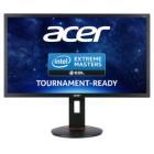 "LED monitor Acer XF270Hbmjdprz 27"" LED monitor, 27"" TN, Full HD 1920x1080, 16:9, 1ms, 300cd/m2, 144Hz, DVI-D, HDMI, DisplayPort, reproduktory, VESA, Pivot, AMD FreeSync, černý"