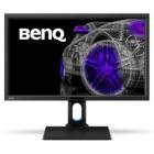 "LED monitor BenQ BL2711U 27"" LED monitor, 27"", IPS, 3840x2160, LBL, FF, 20M:1, 4ms, DVI, HDMI, DP, USB, repro, černý"