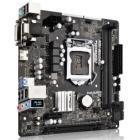 Základní deska ASRock H310M-HDV Základní deska, Intel H310, LGA1151, 2x DDR4 (max.32GB ), HDMI, DVI-D, VGA, mATX