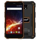"myPhone HAMMER Energy 3G - oranžovo-černý   5"" HD/ Dual SIM/ 2GB RAM/ 16GB/ IP68/ Android 7"