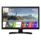 "LED monitor LG 28MT49S-PZ 27,5"" LED monitor, s TV tunerem, 27,5"", HD 1366x768, IPS, 16:9, 8ms, 250cd/m2, DVB-T2/C/S2, 2x HDMI, USB, černý"