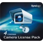 Licence Synology pro kameru IPC4 Licence, Camera License Pack x 4