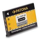 Baterie PATONA kompatibilní s Casio NP-20 Baterie, pro fotoaparát, 600mAh, Li-Ion