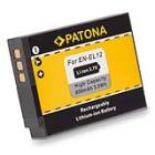 Baterie PATONA kompatibilní s Nikon ENEL12 Baterie, pro fotoaparát, 8000mAh, Li-Ion