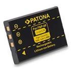 Baterie PATONA kompatibilní s Fuji NP-60 Baterie, pro fotoaparát, 1050mAh, Li-Ion