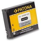 Baterie PATONA kompatibilní s GoPro ABPAK-001 Baterie, pro videokameru, 1100mAh, Li-Ion