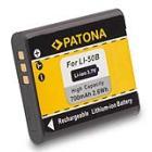 Baterie PATONA kompatibilní s Olympus Li-50B Baterie, pro fotoaparát, 700mAh, Li-Ion