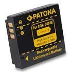 Baterie PATONA kompatibilní s Panasonic CGA-S005 Baterie, pro fotoaparát, 1000mAh, Li-Ion