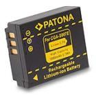 Baterie PATONA kompatibilní s Panasonic S007E  Baterie, pro fotoaparát, Li-Ion, 3.6V, 1000mAh