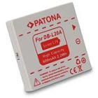 Baterie PATONA kompatibilní s Sanyo DB L20 Baterie, pro fotoaparát, 600mAh, Li-Ion