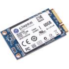 SSD disk Kingston SSDNow mS200 60 GB SSD disk, interní, 60 GB, mSATA