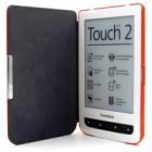C-TECH PROTECT pouzdro pro Pocketbook 614/624/626, hardcover, PBC-03, červené