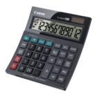 Kalkulačka Canon AS-220RTS Kalkulačka, 12 místný displej, obchodní, tmavě šedá