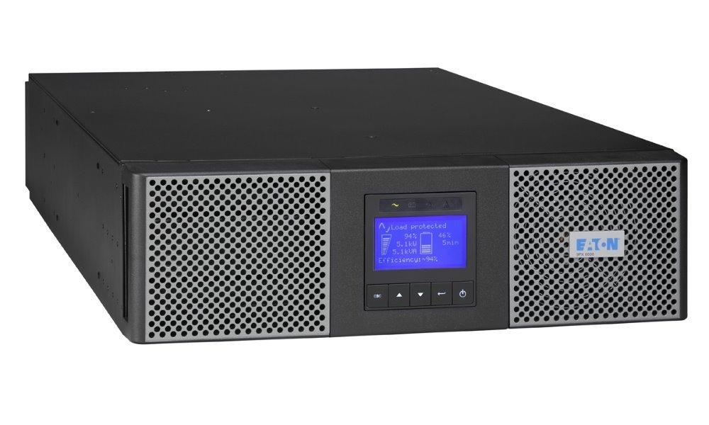 Záložní zdroj UPS EATON 9PX 6000i HotSwap Záložní zdroj UPS 1/1fáze, 6 kVA, HotSwap 9PX6KiBP