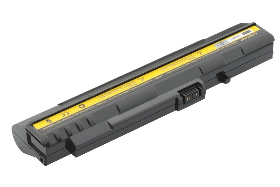 Baterie PATONA pro ACER 4400 mAh Baterie, 4400 mAh, pro notebooky ACER Aspire One D, P, A, neoriginální PT2192