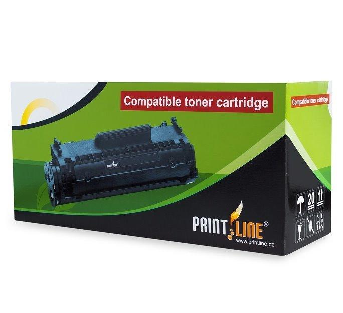 PRINTLINE kompatibilní toner s EPSON C13S050187 /  pro C1100, CX11N  / 4.000 stran, Yellow
