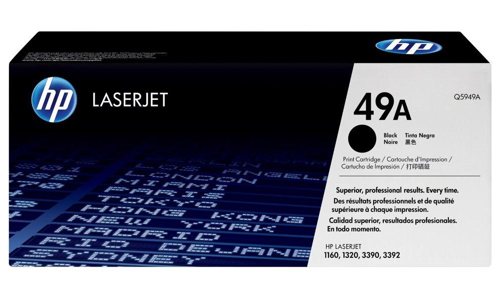 Toner HP Q5949A pro LJ 1320,1160, černý Q5949A