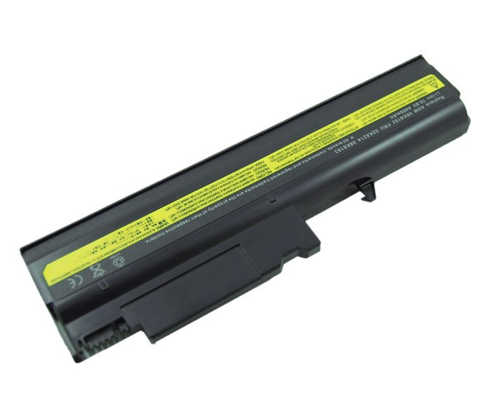 Baterie TRX pro Lenovo IBM ThinkPad 4400 mAh Baterie, 4400 mAh, pro notebooky Lenovo-IBM ThinkPad T40, T41, T42, T43, R50, R51, R52, neoriginální TRX-08K8193