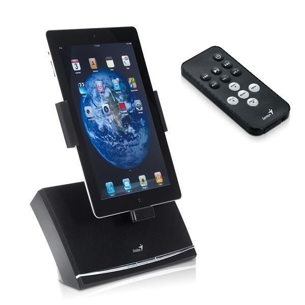 Reproduktory Genius SP-i600 Reproduktory, mono, přenosné, 4 W, iPhone docking repro 31731013103