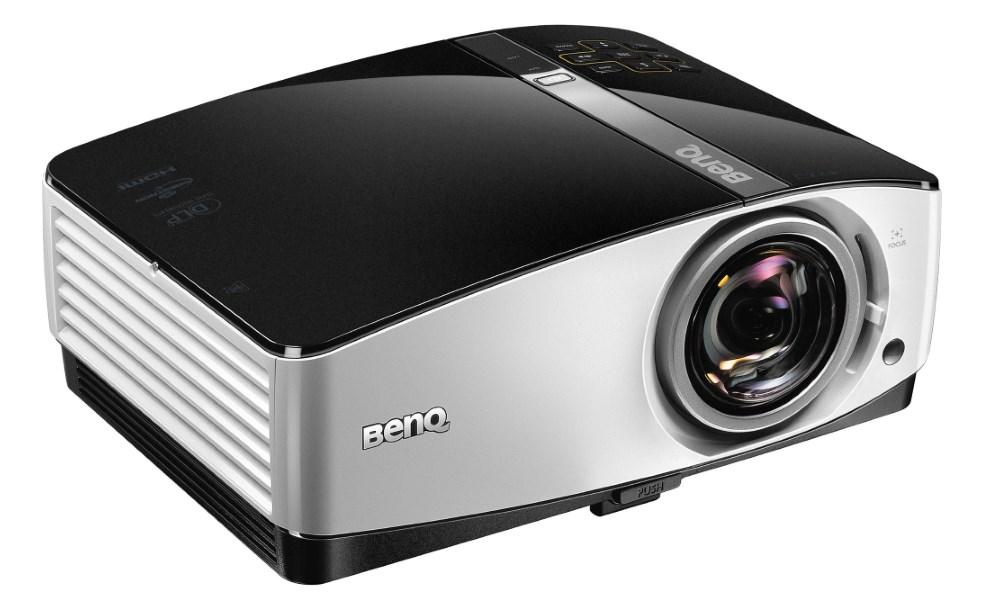 Projektor BenQ MX822ST Projektor, XGA, DLP, 3500 ANSI, 13000:1, VGA, HDMI 9H.J8D77.34E
