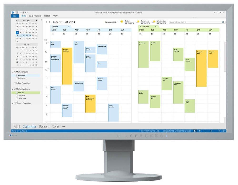 LED monitor EIZO EV2736WFS-GY 27 LED monitor, IPS, 2560 x 1440, sRGB, K=1000:1, 3-300cd,m2, 6ms, DVI-D, 8-bit DP, 2xUSB, šedý EV2736WFS3-GY