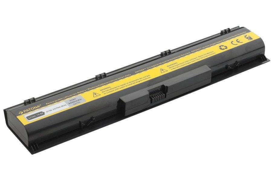 Baterie PATONA pro HP 4400mAh Baterie, pro notebook, 4400mAh, Li-Ion, 14,8V, pro notebook HP ProBook 7530