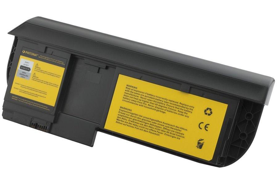 Baterie PATONA pro Lenovo 4400 mAh Baterie, pro notebook, 4400mAh, Li-Ion, 11,1V, pro Lenovo ThinkPad X220, X220i Tablet, X220 Tablet