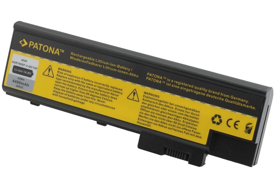 Baterie PATONA pro ACER 4400 mAh Baterie, 4400 mAh, pro notebooky ACER Aspire One, neoriginální PT2003