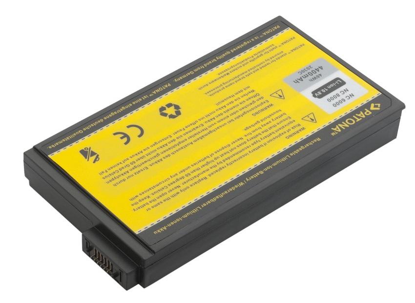 Baterie PATONA pro HP Compaq 4400 mAh Baterie, 4400 mAh, pro notebooky HP Compaq Presario, Compaq Business, Evo, NX, neoriginální PT2030