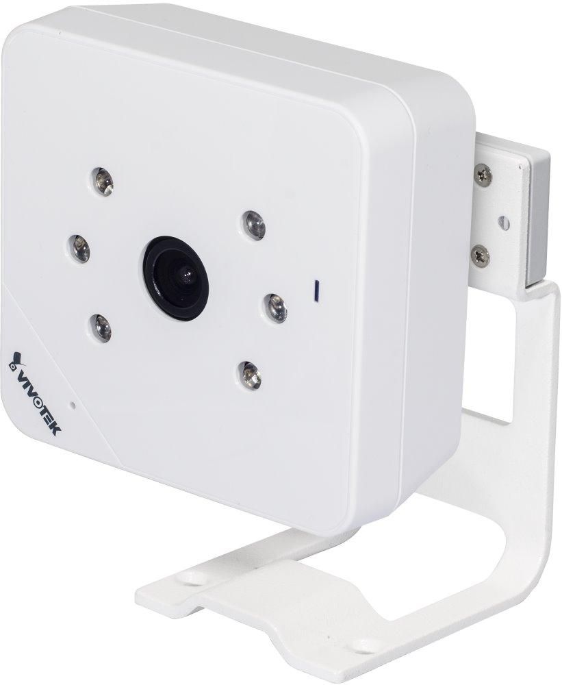 IP kamera VIVOTEK IP8131 IP kamera, max.1280 × 800 1 Mpix, 30 sn/s, obj. 3.6 mm, DI, IR-cut, IR-LED, microSD/SDHC/SDXC slot IP8131