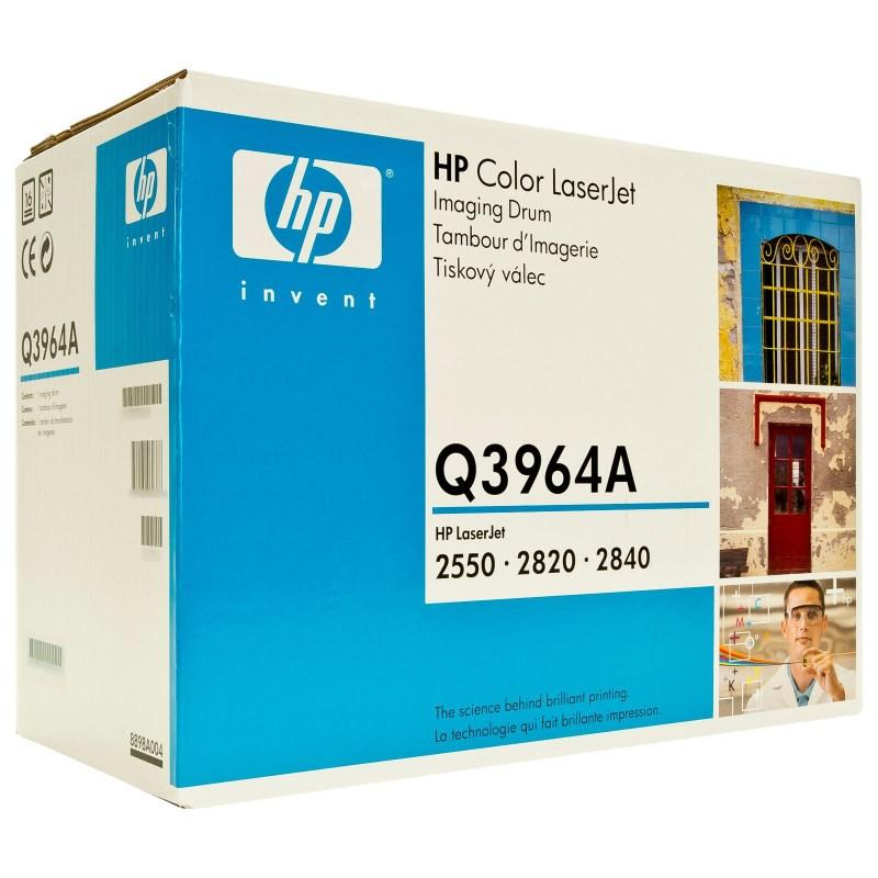 Tiskový válec HP Q3964A Tiskový válec, pro tiskárnu HP Color LaserJet 2550, 20000 stran černobíle, 5000 stran barevně Q3964A