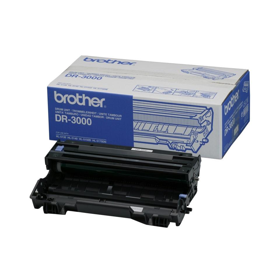 Tiskový válec Brother DR-3000 Tiskový válec, pro tiskárny Brother HL-51xx, MFC-8220, 8x40, DCP-80xx, 20000 stran DR3000YJ1