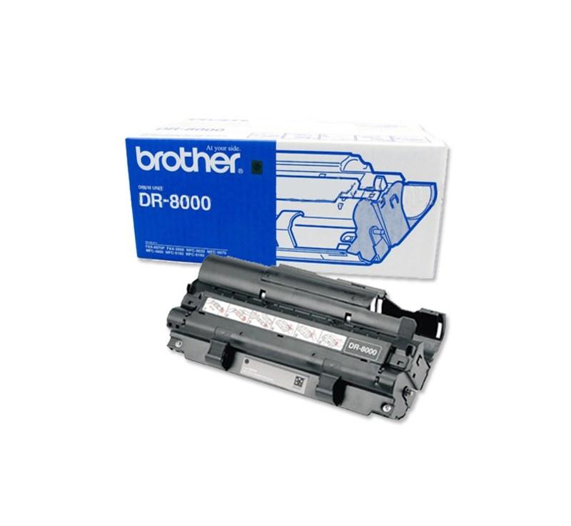 Tiskový válec Brother DR-8000 Tiskový válec, pro tiskárny Brother MFC-9070, MFC-9160, MFC-9180, 12000 stran DR8000YJ1