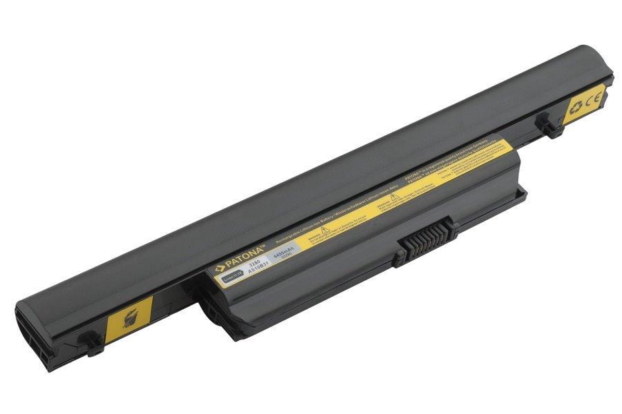Baterie PATONA pro ACER 4400 mAh Baterie, 4400 mAh, pro notebooky ACER Aspire AS, TimelineX, neoriginální PT2229